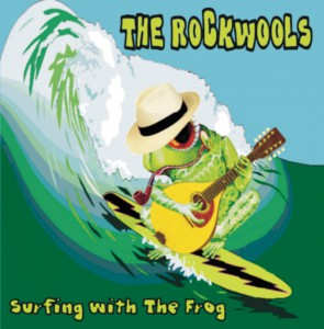 copertina_The rockwools_surfing with the frog